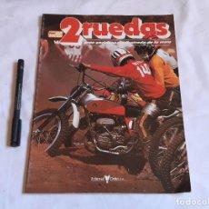 Coches y Motocicletas: 2 RUEDAS. GRAN ENCICLOPEDIA ILUSTRADA. Nº 14. BSA-BULTACO.. Lote 237545765