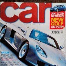 Coches y Motocicletas: 2003 REVISTA CAR - PORSCHE CARRERA GT 612 CV - VW GOLF - PEUGEOT 307 CC. Lote 246504330