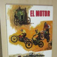 Coches y Motocicletas: EL MOTOR EDITORIAL RM AÑO 1976 EN MUY BUEN ESTADO. Lote 246555975