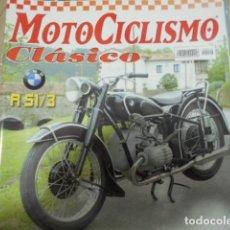 Coches y Motocicletas: REVISTA MOTOCICLISMO CLÁSICO Nº46 - BMW R 51/3 - LA MOTO MAS RÁPIDA:METRALLA MKII - CITA OBLIGADA:X. Lote 239795360