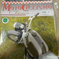 Coches y Motocicletas: REVISTA MOTOCICLISMO CLÁSICO Nº50 - OSSA 160 GT - MONET GOYON - RESISTENCIA DECCLA - ROBREGORDO 200. Lote 239796300