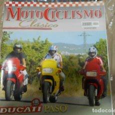 Coches y Motocicletas: REVISTA MOTOCICLISMO CLÁSICO Nº 51 - DUCATI PASO - MÜNCH-URS 500 - KÖNIG-NEWCOMBE - MOTOCRA CLÁSICA. Lote 239796570