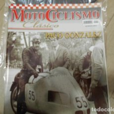 Coches y Motocicletas: REVISTA MOTOCICLISMO CLÁSICO Nº 54 - PACO GONZÁLEZ - NORTON MANX - FERIA DE ALICANTE - YANKEE Z - T. Lote 239797250