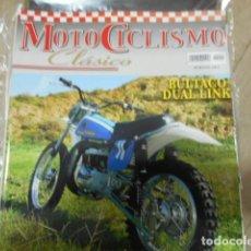Coches y Motocicletas: REVISTA MOTOCICLISMO CLÁSICO Nº 55 - BULTACO DUAL LINK - NSU GELÄNDEMAX - XII RETROMOVIL - LUBE 12. Lote 239797405