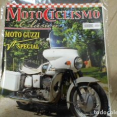Coches y Motocicletas: REVISTA MOTOCICLISMO CLÁSICO Nº 71 AGOSTO - MOTO GUZZI V7 SPECIAL - SCOTT SQUIRELL 500 - TRIAL DE R. Lote 239798155
