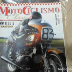Coches y Motocicletas: REVISTA MOTOCICLISMO CLÁSICO Nº 87 DICIEMBRE - BMW R-90 S DAYTONA - TIENDA CLÁSICA , COMO RESTAURAR. Lote 239799325