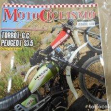 Coches y Motocicletas: REVISTA MOTOCICLISMO CLÁSICO Nº 95 AGOSTO - TORROT G.C. , PEUGEOT SX5 COMPARATIVA - TIENDA CLÁSICA. Lote 239799535
