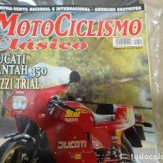 Coches y Motocicletas: REVISTA MOTOCICLISMO CLÁSICO Nº 15 DICIEMBRE - DUCATI PANTAH 350 - GUZZI TRIAL - SANGLAS 400-E - H. Lote 239803080