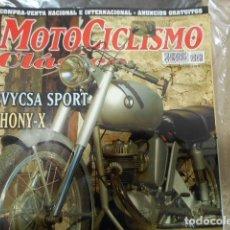 Coches y Motocicletas: REVISTA MOTOCICLISMO CLÁSICO Nº 20 MAYO - EVYCSA SPORT - RHONY-X - THE HOLCROFT - DAYTONA BIKE WEEK. Lote 239803975