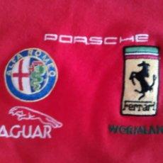 Automobili e Motociclette: SUDADERA NÜRBURBRING GP 1999 FERRARI ALFA ROMEO PORSCHE JAGUAR CHRYSLER. Lote 251507465