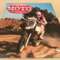 Voitures et Motocyclettes: ENCICLOPEDIA DE LA MOTO - VOLUMEN 2. Lote 251728305