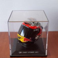 Coches y Motocicletas: CASCO MOTO GP DE COLECCIÓN CASEY STONER - 2011. VER FOTOS.. Lote 255976265