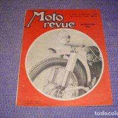Coches y Motocicletas: MOTO REVUE Nº 1.328 - 1971 - BMW R 50. Lote 257489935