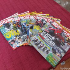 Coches y Motocicletas: REVISTA DE MOTO MOTOCICLISMO N°S: DEL 1822 AL 1831, AÑO 2003,(10 REVISTAS)/MOTOS/. Lote 257703170