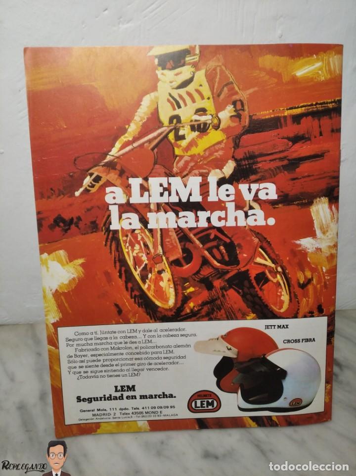 Coches y Motocicletas: 15 FASCÍCULOS REVISTA BRICOLAGE DE LA MOTO + TAPAS TOMO 1 (CON ÁNGEL NIETO) FANTÁSTICO ESTADO - V - Foto 7 - 258929590
