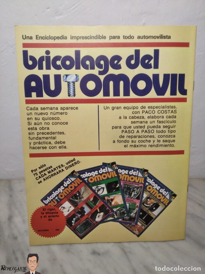 Coches y Motocicletas: 15 FASCÍCULOS REVISTA BRICOLAGE DE LA MOTO + TAPAS TOMO 1 (CON ÁNGEL NIETO) FANTÁSTICO ESTADO - V - Foto 17 - 258929590