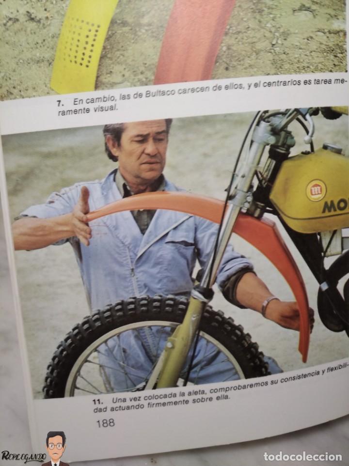 Coches y Motocicletas: 15 FASCÍCULOS REVISTA BRICOLAGE DE LA MOTO + TAPAS TOMO 1 (CON ÁNGEL NIETO) FANTÁSTICO ESTADO - V - Foto 20 - 258929590