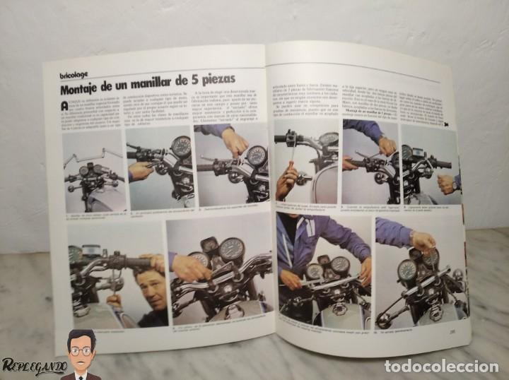 Coches y Motocicletas: 15 FASCÍCULOS REVISTA BRICOLAGE DE LA MOTO + TAPAS TOMO 1 (CON ÁNGEL NIETO) FANTÁSTICO ESTADO - V - Foto 29 - 258929590