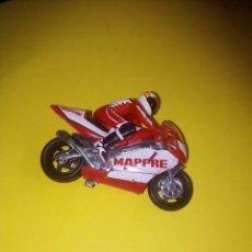 Coches y Motocicletas: MOTO PROPAGANDA MAPFRE. Lote 263131310