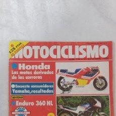 Coches y Motocicletas: REVISTA MOTOCOCLOSMO NUM. 778 27 NOVIEMBRE 1982. Lote 263163705