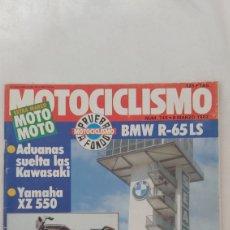 Coches y Motocicletas: REVISTA MOTOCICLISMO NUM. 745, 6 MARZO 1982. Lote 263163815