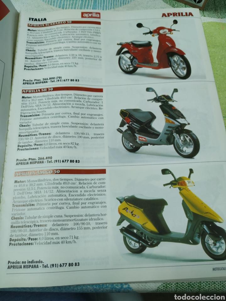 Coches y Motocicletas: Moto catálogo 1995 - Foto 3 - 268170469