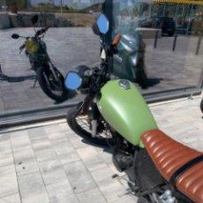 Coches y Motocicletas: YAMAHA SR CLASSIC. Lote 268889624