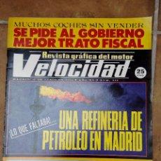 Coches y Motocicletas: REVISTA VELOCIDAD Nº 666 AÑO 1974-PRUEBA TECNICA AUSTIN 1000 DE LUXE-MONTESA COTA 247-T - TRIUMPH. Lote 270101638