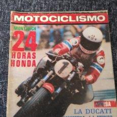 Coches y Motocicletas: MOTOCICLISMO Nº 570 JULIO 1978 DUCATI MONTESA. Lote 278623793