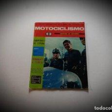 Coches y Motocicletas: MOTOCICLISMO - NOVIEMBRE 1966 - Nº 2. Lote 283134893