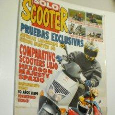 Coches y Motocicletas: SOLO SCOOTER Nº 3 1996 (BUEN ESTADO). Lote 286398843