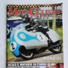 Coches y Motocicletas: REVISTA MOTOCICLISMO CLÁSICO N 139 ABRIL 2014. Lote 287613968