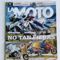 Coches y Motocicletas: REVISTA LA MOTO N 288 ABRIL 2014 BMW R 1200 RT. Lote 287615843