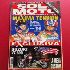 Coches y Motocicletas: SOLO MOTO -Nº 1064 AÑO 1996. Lote 288013538