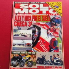 Coches y Motocicletas: SOLO MOTO -Nº 1063 AÑO 1996. Lote 288013638