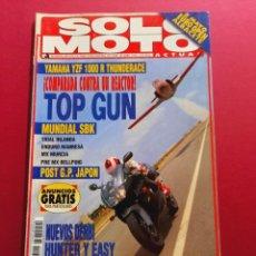 Coches y Motocicletas: SOLO MOTO -Nº 1038 AÑO 1996. Lote 288013733