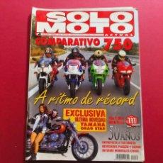 Coches y Motocicletas: SOLO MOTO -Nº 1030 AÑO 1996. Lote 288013833