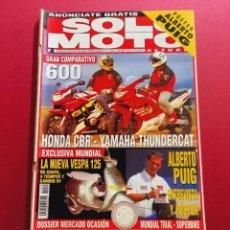 Coches y Motocicletas: SOLO MOTO -Nº 1045 AÑO 1996. Lote 288013998