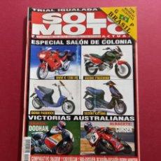 Coches y Motocicletas: SOLO MOTO -Nº 1061 AÑO 1996. Lote 288015018