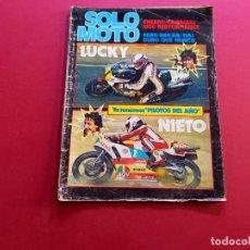 Coches y Motocicletas: SOLO MOTO -Nº 316 AÑO 1982. Lote 288613448
