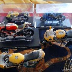Coches y Motocicletas: LOTE 5 MOTOS VALENTINO ROSSI HONDA YAMAHA DUCATI SUZUKI MOTO. Lote 289413693