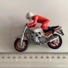 Coches y Motocicletas: ANTIGUO JUGUETE MOTO MICHELIN. Lote 294815983