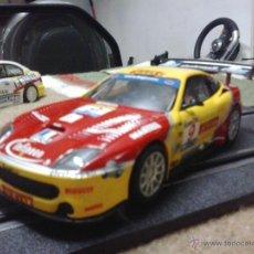 Scalextric: SCALEXTRIC -FERRARI 550 MANARELLO GTS-. Lote 44367889