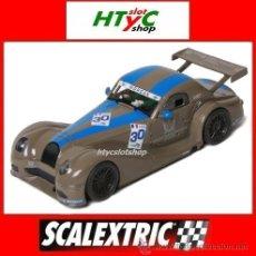 Scalextric: SCALEXTRIC MORGAN AERO 8 #30 JACQUES LAFITTE SILVERSTONE 2008 SCX A10115S300. Lote 54800017