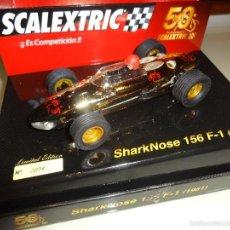Scalextric: SCALEXTRIC. FERRARI 156 F1. 50 ANIVERSARIO. REF. A10106S300. Lote 104307127