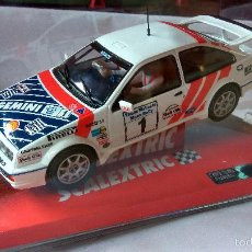 Scalextric: FORD SIERRA COSWORTH MCRAE SCALEXTRIC SCX TECNITOYS REF.6483. Lote 104322170