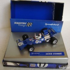 Scalextric: SCALEXTRIC TYRELL F1 VINTAGE REF. 6178. Lote 67094537
