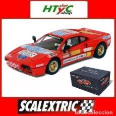 Scalextric: SCALEXTRIC FERRARI 308 GTB #1 VINTAGE ZANINI / AUTET CAMPEONATO ESPAÑA ASFALTO 1984 SCX A10215S300. Lote 98527951