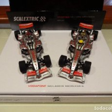 Scalextric: SCALEXTRIC. PACK 2 VODAFONE MERCEDES MP4/22. REF. 6325. Lote 104307032