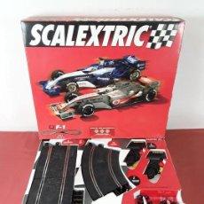 Scalextric: SCALEXTRIC C2 F-1. REF 8098. TECNITOYS. ESPAÑA. AÑO 2007. (CAJA COMPLETA). Lote 87231788